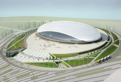 北京2022冬奥形象景观设计