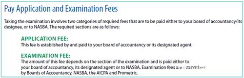 怎么申请美国CPA考试